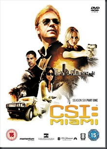CSI Miami – 6ª Temporada