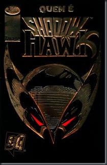 ShadowHawk v1 #1 (1992)