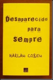 [Suspense] Desaparecido para Sempre – Harlan Coben