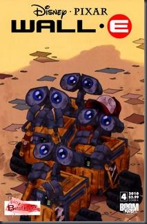 Wall-E #04 (2010)