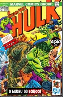 Incrível Hulk v2 #198 (1976)