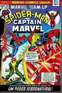 Marvel Team-Up v1 #16 (1973)
