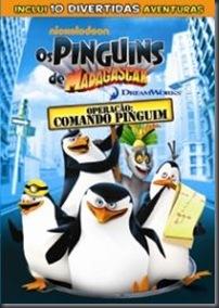Os Pinguins de Madagascar – Operação - Comando Pinguim DVDRip Dublado