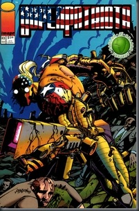 SuperPatriota #2 (1993)