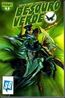 Besouro Verde #01 (2010)