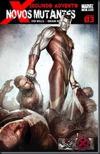 Novos Mutantes #12 (2010)