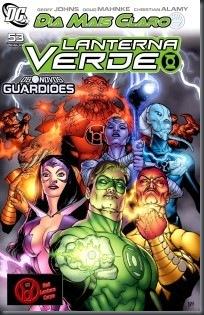 Lanterna Verde #053 (2010)