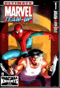 Ultimate Marvel Team-Up #01