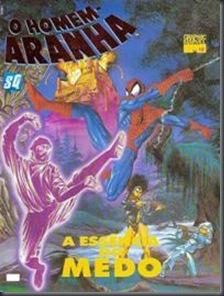 O Homem-Aranha - A Essência Do Medo (1992)