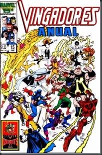 Vingadores Anual #15 (1986)