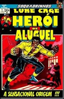 Luke Cage - O Herói de Aluguel #01 (1972)
