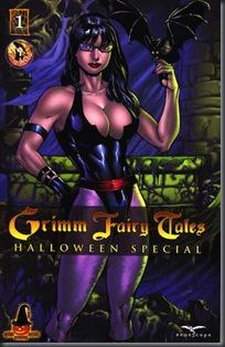 Grimm Fairy Tales - Especial de Halloween #01