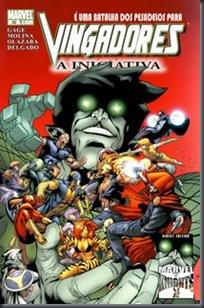 Vingadores - A Iniciativa #030 (2009)