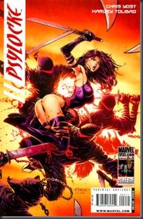Psylocke #02 (2010)