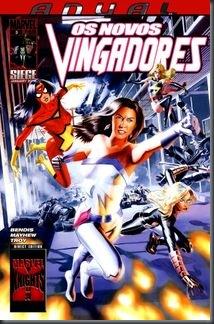 Os Novos Vingadores Anual 03 (2009)