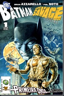 Batman - Doc Savage