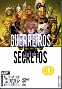 Guerreiros Secretos #10 (2009)