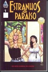 Estranhos no Paraíso v1 - 01