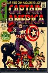 Capitão América 100