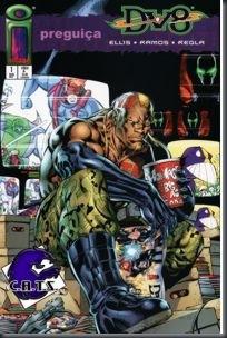 DV8 #1 (1996)