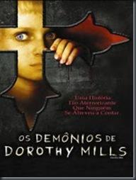 Os Demônios de Dorothy Mills DVDRip RMVB Dublado
