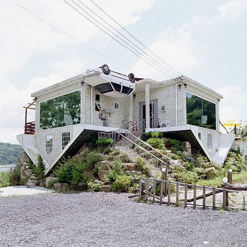 Una casa al reves