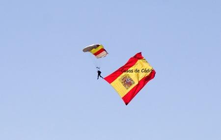 Tercer festival aéreo en Cádiz 1