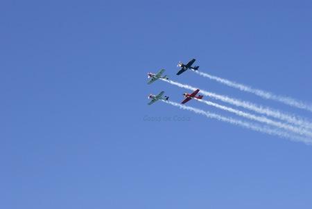 Tercer festival aéreo en Cádiz 2