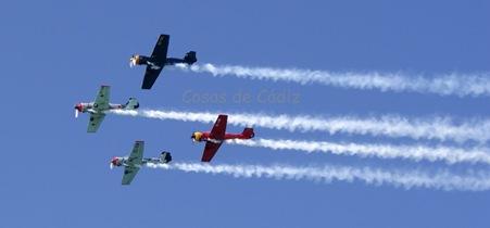 Tercer festival aéreo en Cádiz 5
