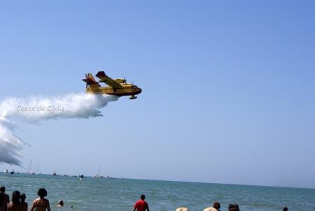 Tercer festival aéreo en Cádiz 11