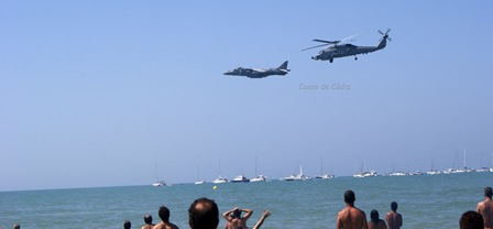 Tercer festival aéreo en Cádiz 15