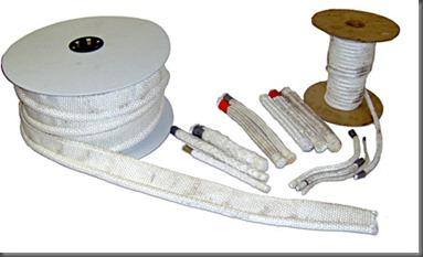 Empaques de fibra para Calderas