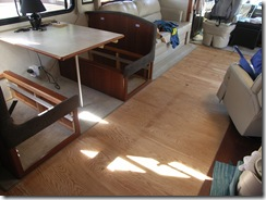 RV Floor Renovation