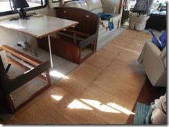 RV Floor Renovation