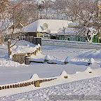 Winter 2009 by Daniel Petrescu