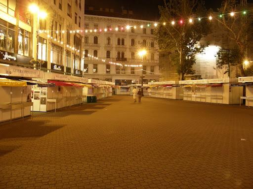 Vörösmarty tér, 2010, Könyvhét