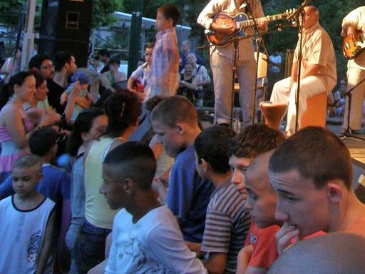 Etnorom, koncert, Mátyás tér, Budapest, fesztivál, cigány, roma
