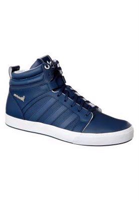 Px calzado 2 Zapatos Uniforme Blanco Mid Azul Vespa Adidas 5pgqFF
