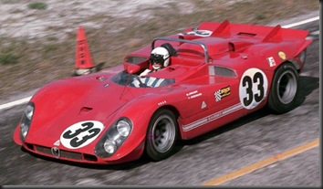 1970 AR 33 at SEBRING #33 HEZEMANS-MASTEN