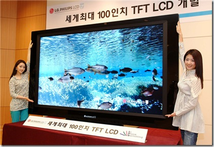 254 ekran LCDTV