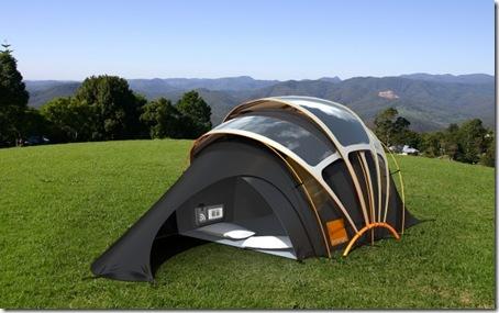 Glastonbury Solar Concept Tent2