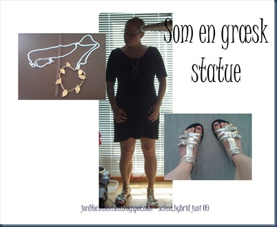 Dagens outfit 27.06.09