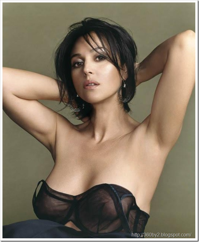 360by2 Blog Spot Monica Bellucci Gorgeous Woman From Italy