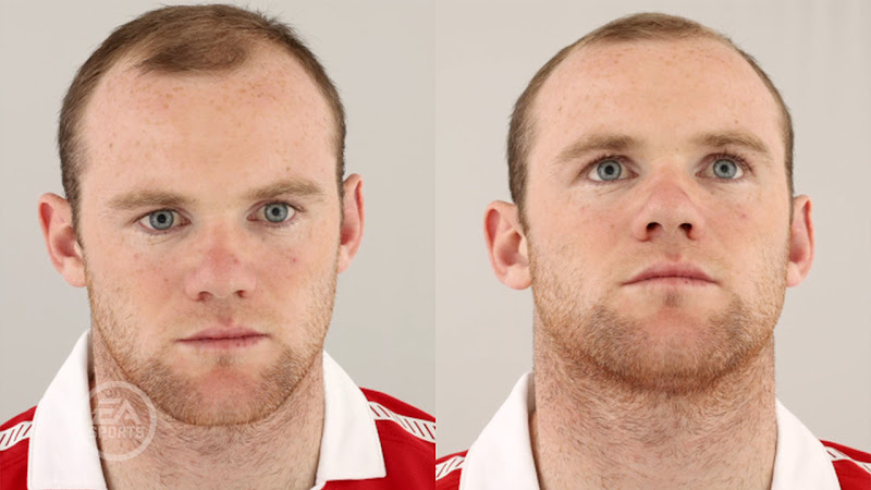 He goes by the name of Wayne Rooney