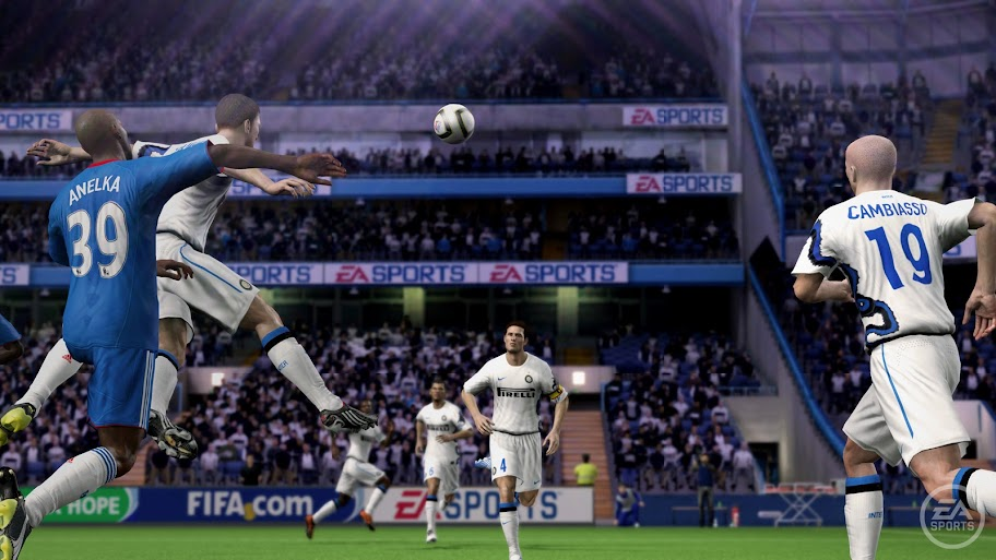FIFA11 PC - Chelsea x Inter