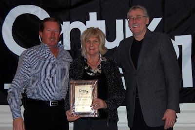 Red Deer Realtor named #2 Sales Representative for Century 21 Canada