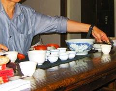 tea testing