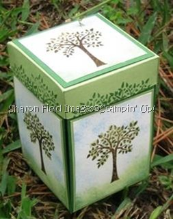 Enchanted Forest 3D Box Tutorial