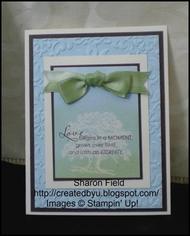 Createdbyu.blogspot.com/Sharon Field