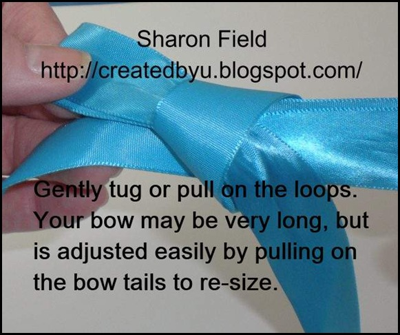 Step8 Make A Bow
